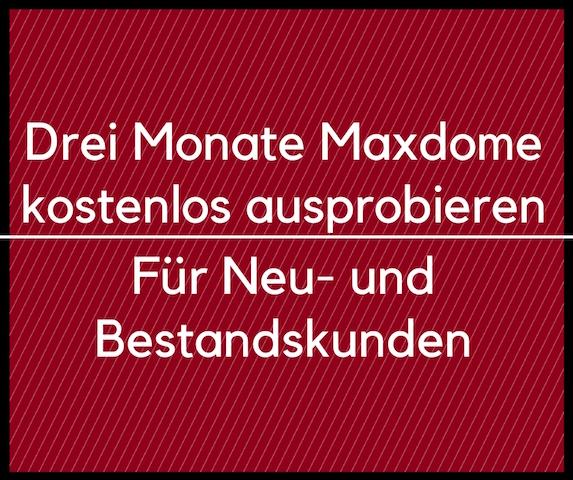 maxdome-probieren